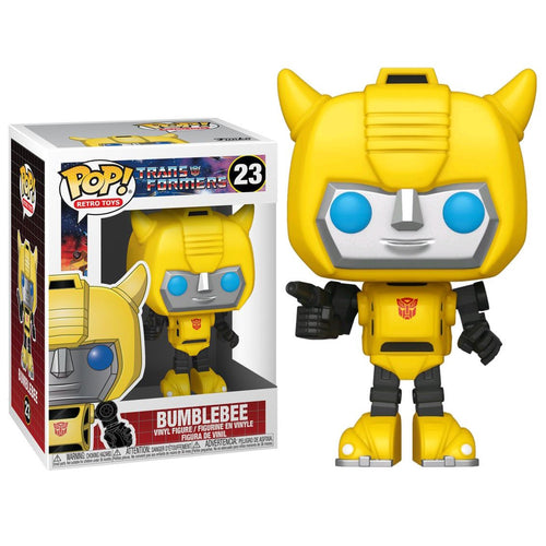 Transformers - Bumblebee Pop!