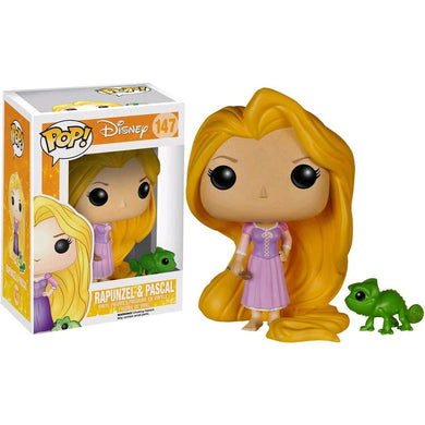 Tangled - Rapunzel & Pascal Pop!