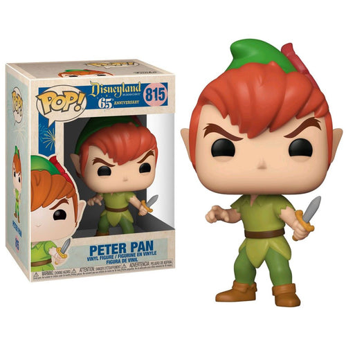 Disney 65th ANNIV - Peter Pan Pop!