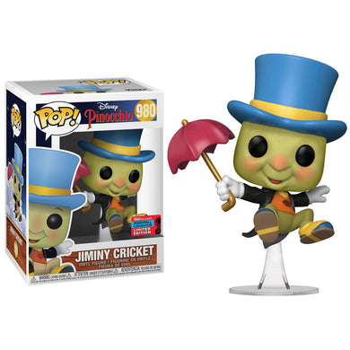 Pinocchio - Jiminy Cricket Pop! NY20 RS