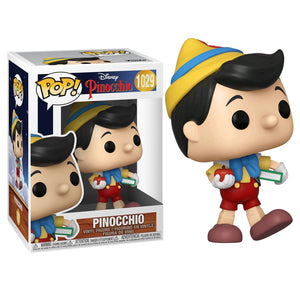 Pinocchio - Pinocchio School 80th ANNIV Pop!