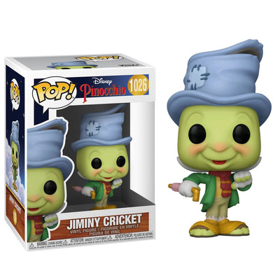 Pinocchio - Street Jiminy 80th ANNIV Pop!