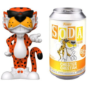 Cheetos - Chester Vinyl Soda