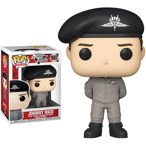 Starship Troopers - Rico in Jumpsuit Pop!
