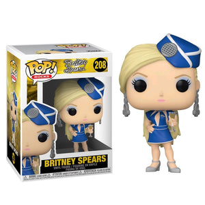 Britney Spears - Stewardess Pop!