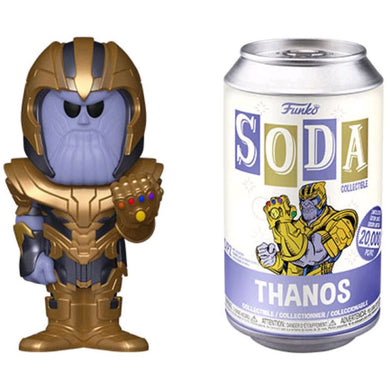 Marvel - Thanos Vinyl Soda