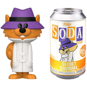 Secret Squirrel - Secret Squirrel Vinyl Soda