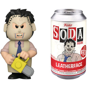 Texas Chainsaw - Leatherface Vinyl Soda