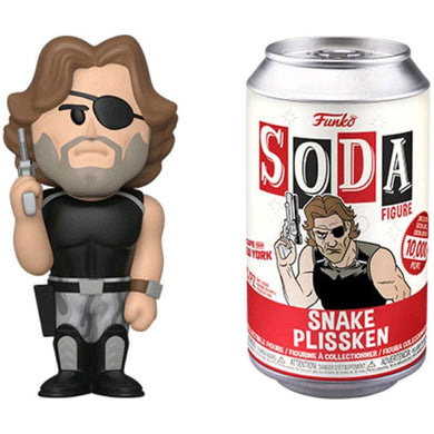 Escape from NY - Snake Vinyl Soda