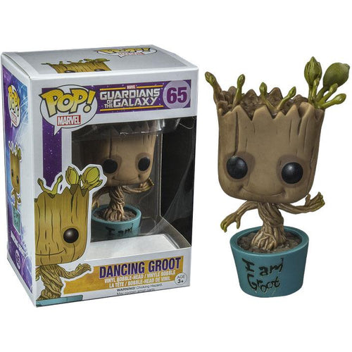 Guardians of the Galaxy - Dancing Groot I am Pop!
