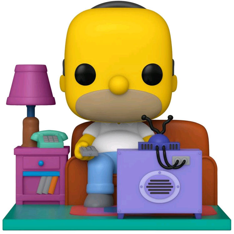Simpsons - Couch Homer Pop! Dlx