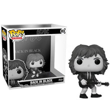 AC/DC - Back in Black Black & White Pop! Album RS