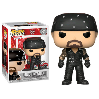 WWE - Boneyard Undertaker Pop! RS