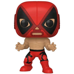 Deadpool - Luchadore Deadpool Pop!
