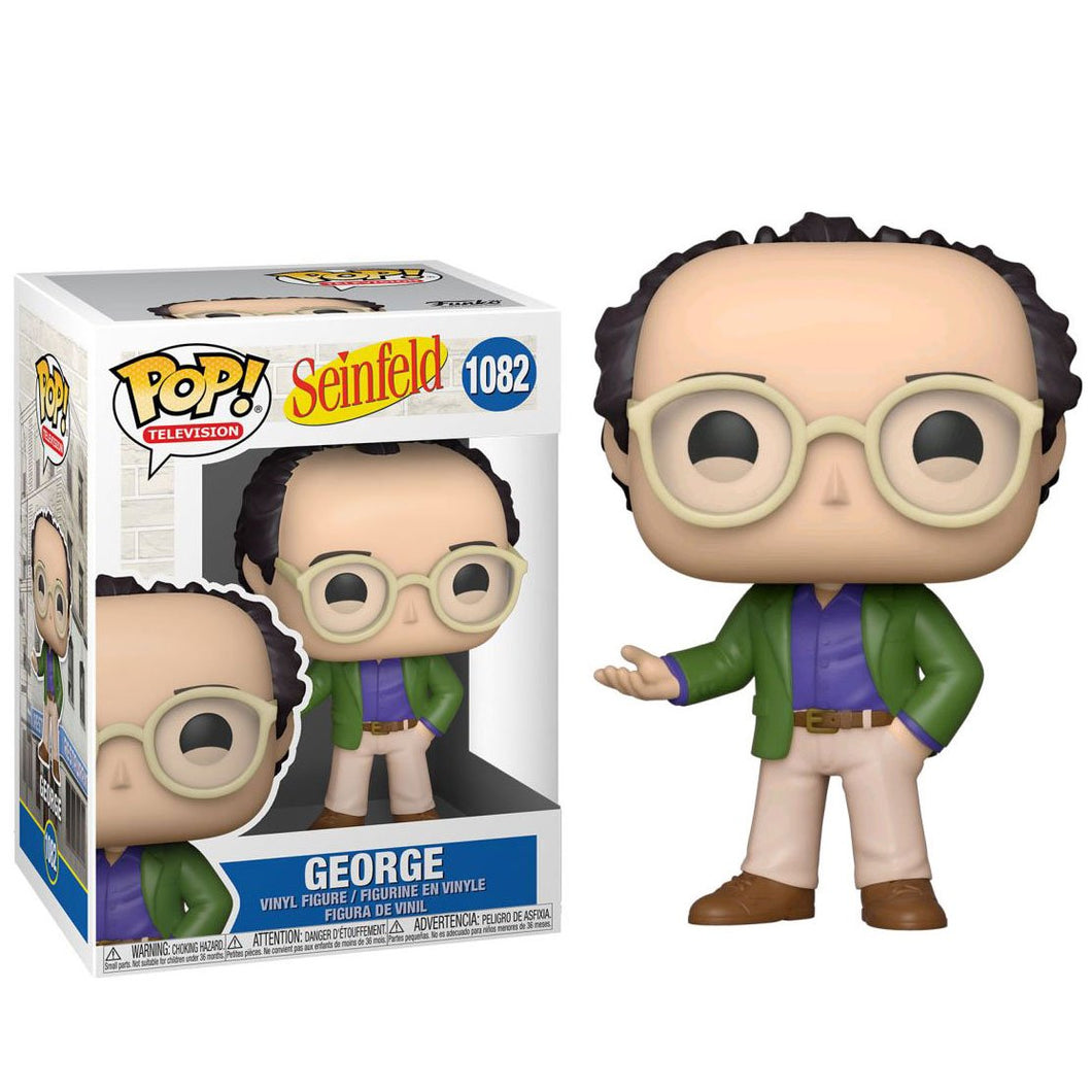 Seinfeld - George Pop!
