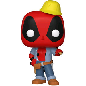 Deadpool - Construction Worker 30th ANNIV Pop! RS