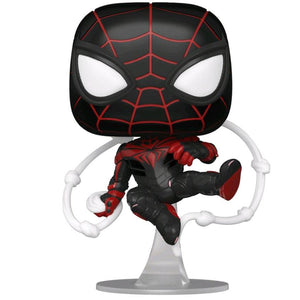 SpiderMan: MM - Advanced Tech Suit Pop!