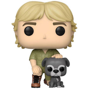 RS Crocodile Hunter - Steve Irwin w/Sui Pop!