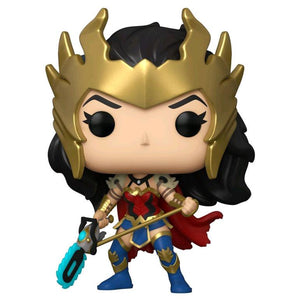 Wonder Woman - Death Metal 80th ANNIV Pop!