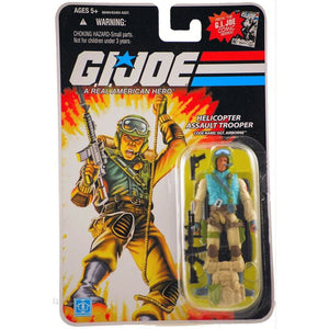 GI Joe Sgt Airborne Comic Series 3 3/4 Inch Action Figure