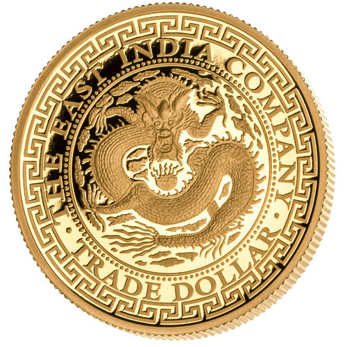 2019 Niue $250 Chinese Trade Dollar 1oz gold proof coin