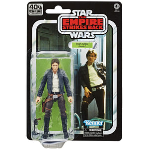 Star Wars Black Series 40th Ann. Empire Strikes Back - Han Solo Bespin 6 inch Action Figure