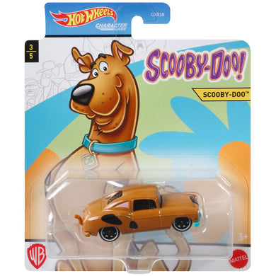 Hot Wheels Scooby-Doo Die Cast Car