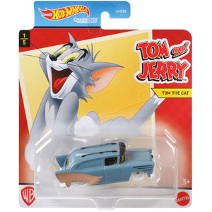 Hot Wheels Tom Cat Die Cast Car