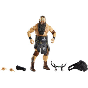 WWE Elite Series 80 Ivar 6-inch Action Figure
