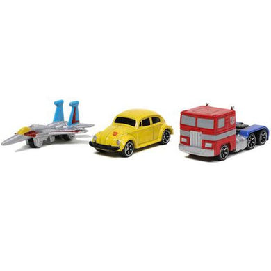 Transformers Classic Hollywood Rides - Nano Die Cast Vehicle 3-pack