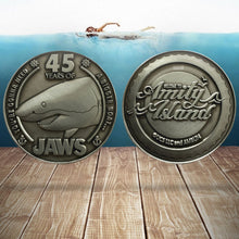 Jaws 45th Anniversary Collector Medal