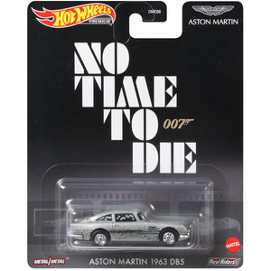 Hot Wheels 1963 Aston Martin Db5 Die Cast Car