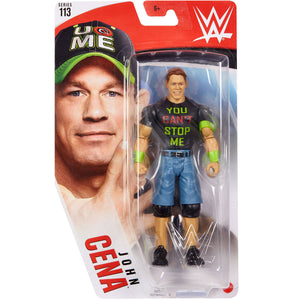 WWE John Cena Basic Series 113 6-inch Action Figure