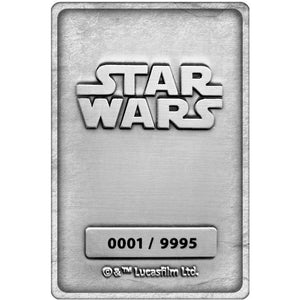 Star Wars Collector Ingot - Han Solo In Carbonite