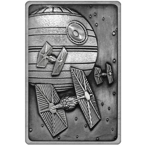 Star Wars Collector Ingot - Death Star