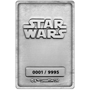 Star Wars Collector Ingot - Planet Hoth