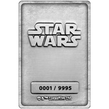 Star Wars Collector Ingot - Darth Vader Bespin
