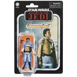 "Star Wars ""Vintage"" Series - Lando Calrissian 3.75 inch Action Figure"