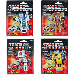 Transformers Generation One Legion Wave 1 (Set of 4)