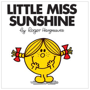 Mr Men & Little Miss Book - Little Miss Sunshine