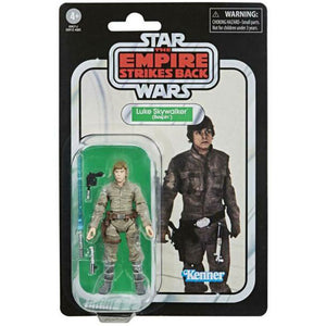 "Star Wars ""Vintage"" Series - Luke Skywalker Bespin 3.75 inch Action Figure"