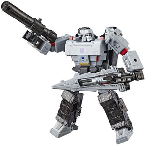 Transformers Generations Siege WFC Voyager Class 7 inch Megatron Action Figure