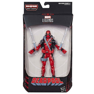 Marvel Deadpool Legends 6 inch - Deadpool Action Figure