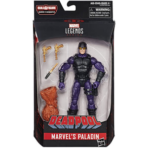 Marvel Deadpool Legends 6 inch - Paladin Action Figure