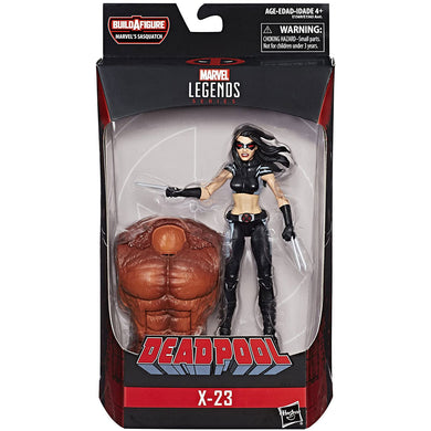 Marvel Deadpool Legends 6 inch - X-23 Action Figure