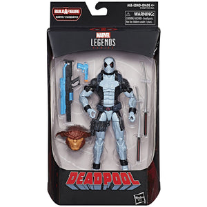 Marvel Deadpool Legends 6 inch - X-Force Deadpool Action Figure