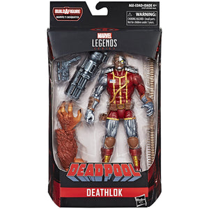 Marvel Deadpool Legends 6 inch - Deathlok Action Figure