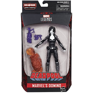 Marvel Deadpool Legends 6 inch - Domino Action Figure