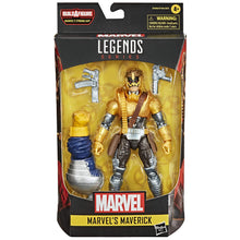 Marvel Deadpool Legends 6 inch Wave 3 - Marvel's Maverick Action Figure
