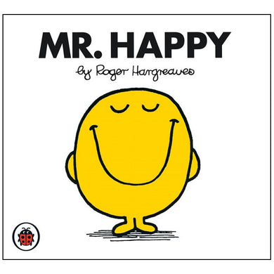 Mr Men & Little Miss Book - Mr Happy